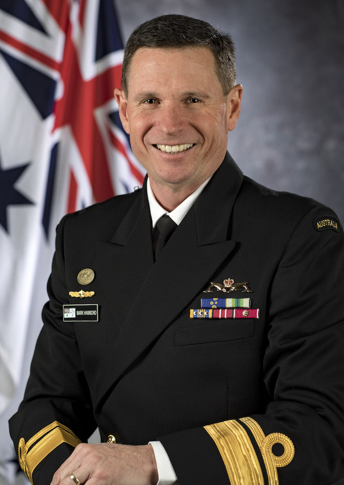 RADM Mark Hammond
