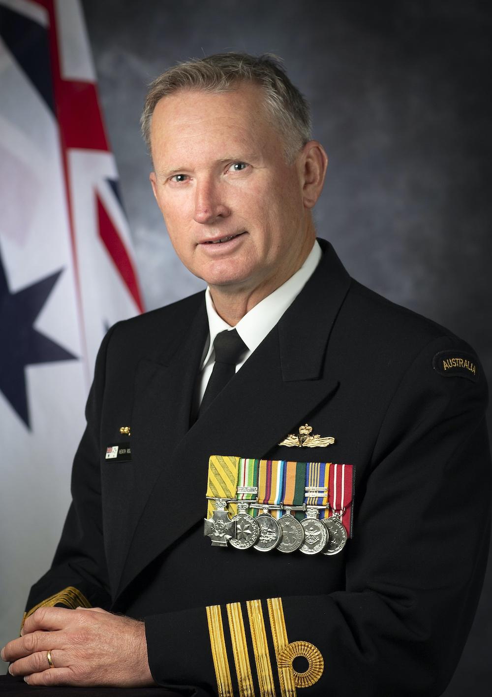CAPT Heath Robertson