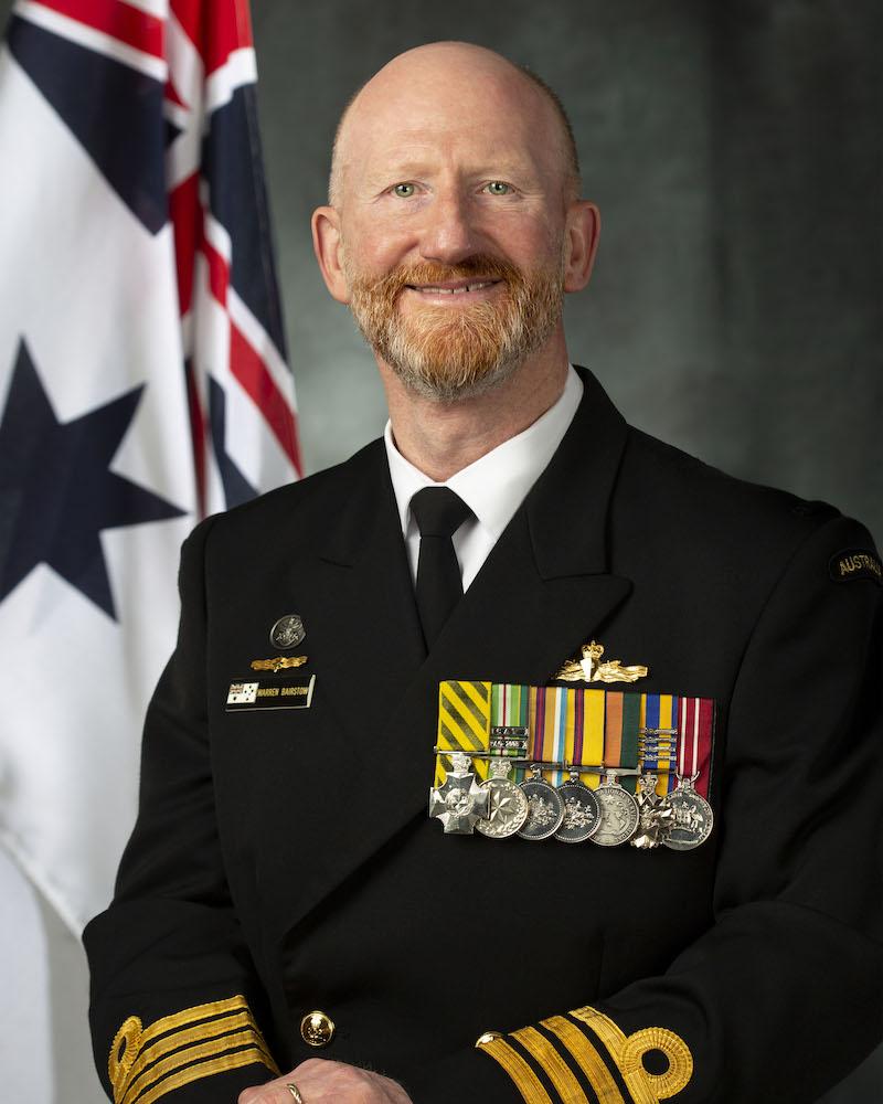 CAPT Warren Bairstow