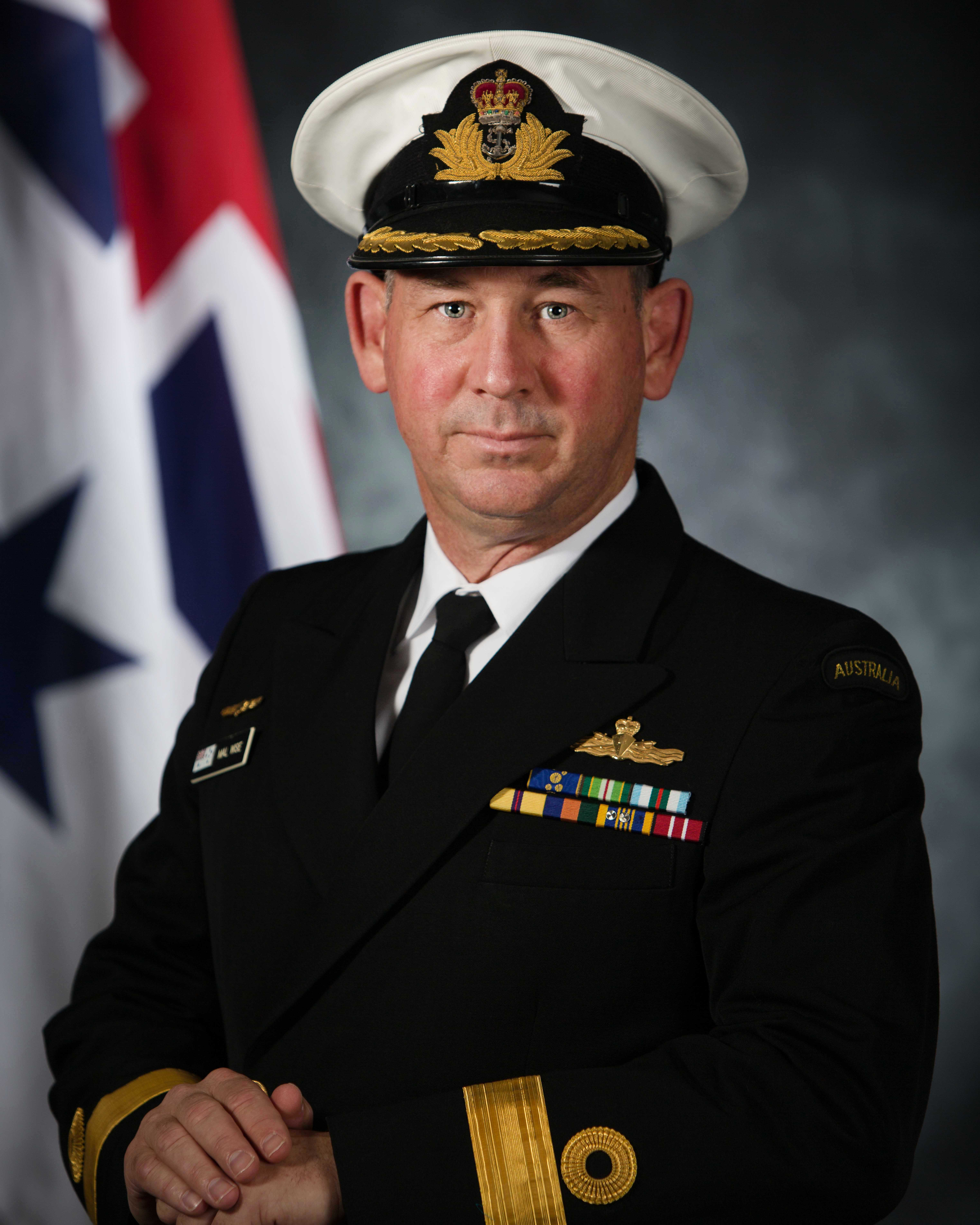 Commodore Mal Wise | Royal Australian Navy