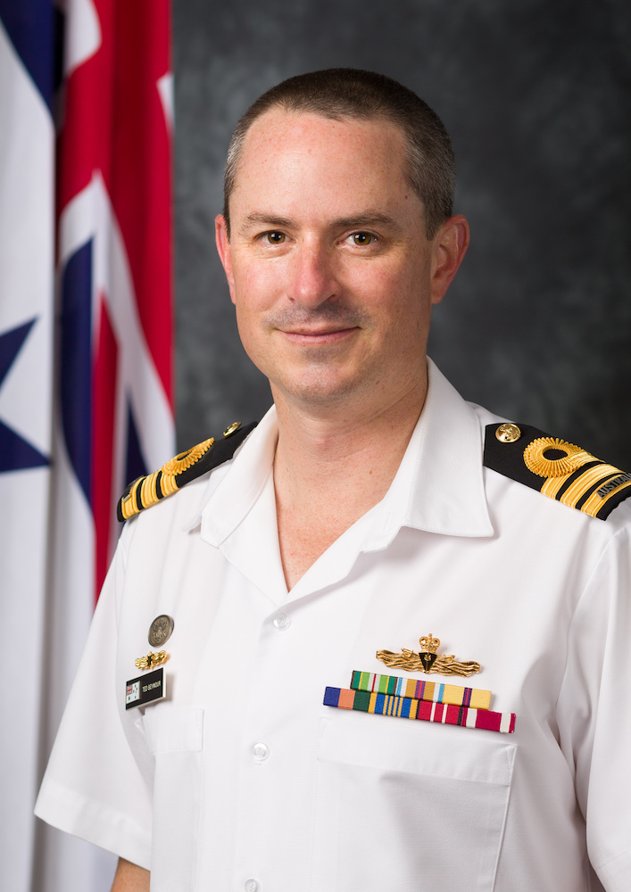 CMDR Edward Seymour