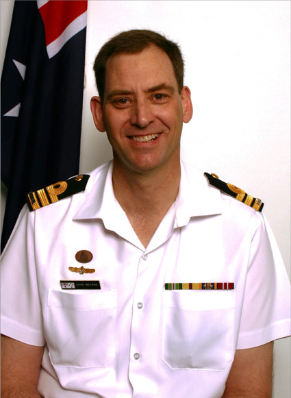 CMDR John Wearne
