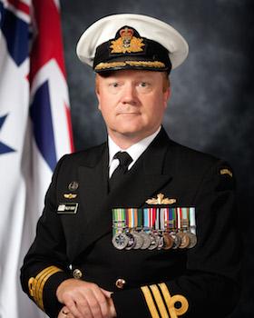 Commander Phillip Henry