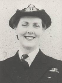 First Officer Blair T. Bowden.