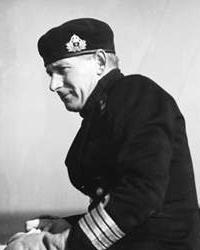 CAPT (later RADM) Humphrey Otto Becher