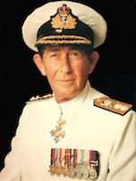 VADM Sir Hugh David Stevenson
