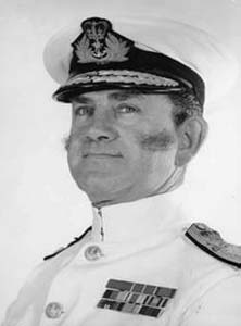 RADM Sir Wilfred Hastings Harrington