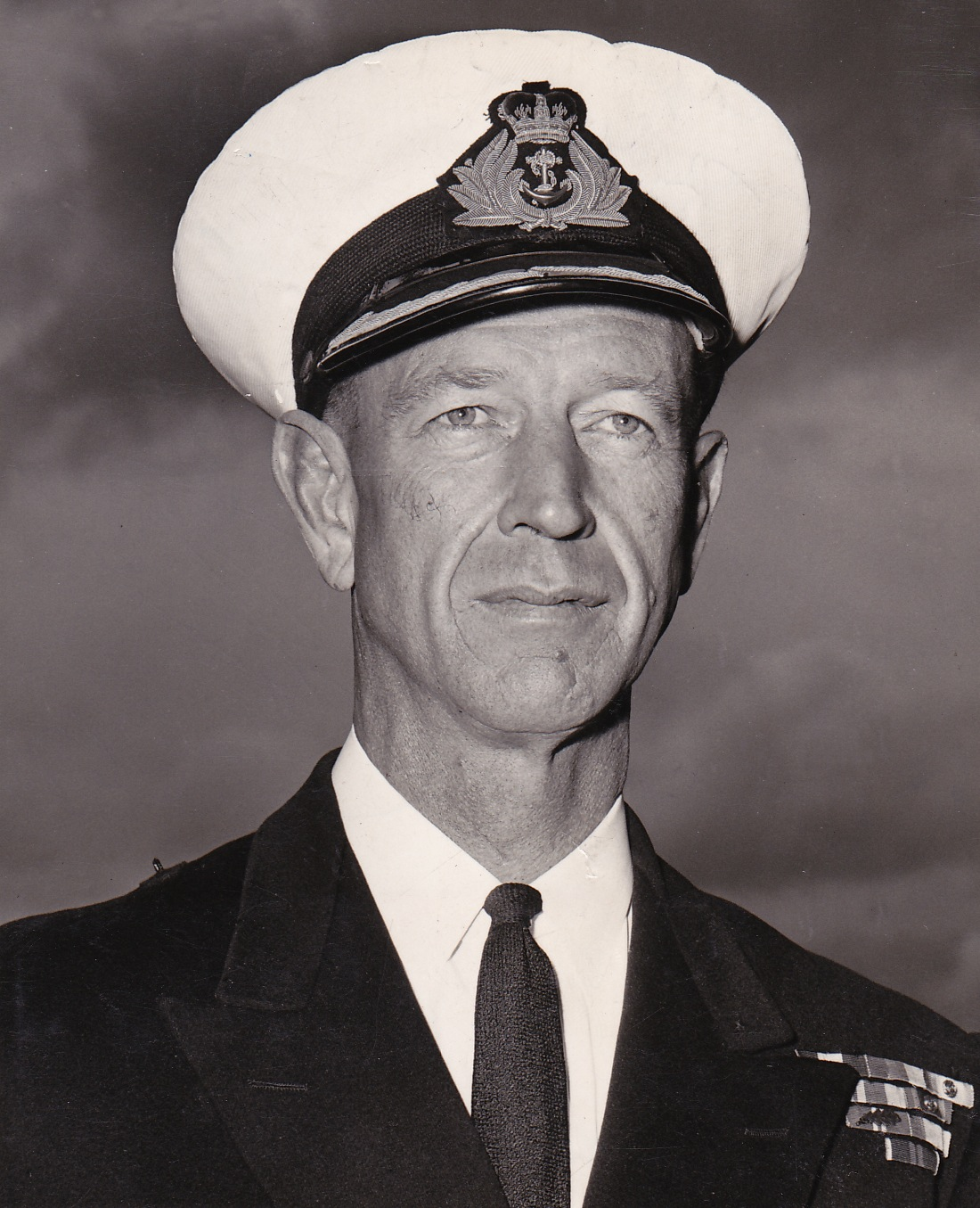 Captain Ronald John Robertson