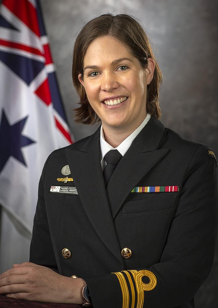 LCDR Gabrielle Dobson