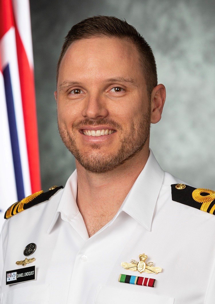 LCDR Daniel Lindquist