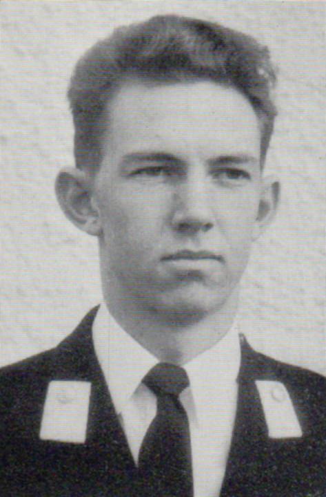 Midshipman Kerry Francis Marien