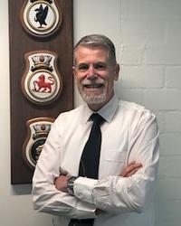 Mr John Perryman, CSM