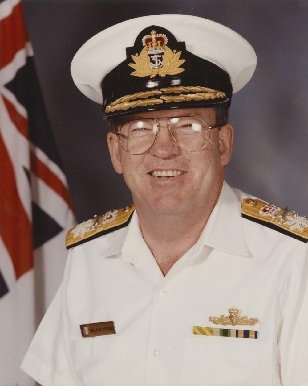 RADM William Anthony George Dovers