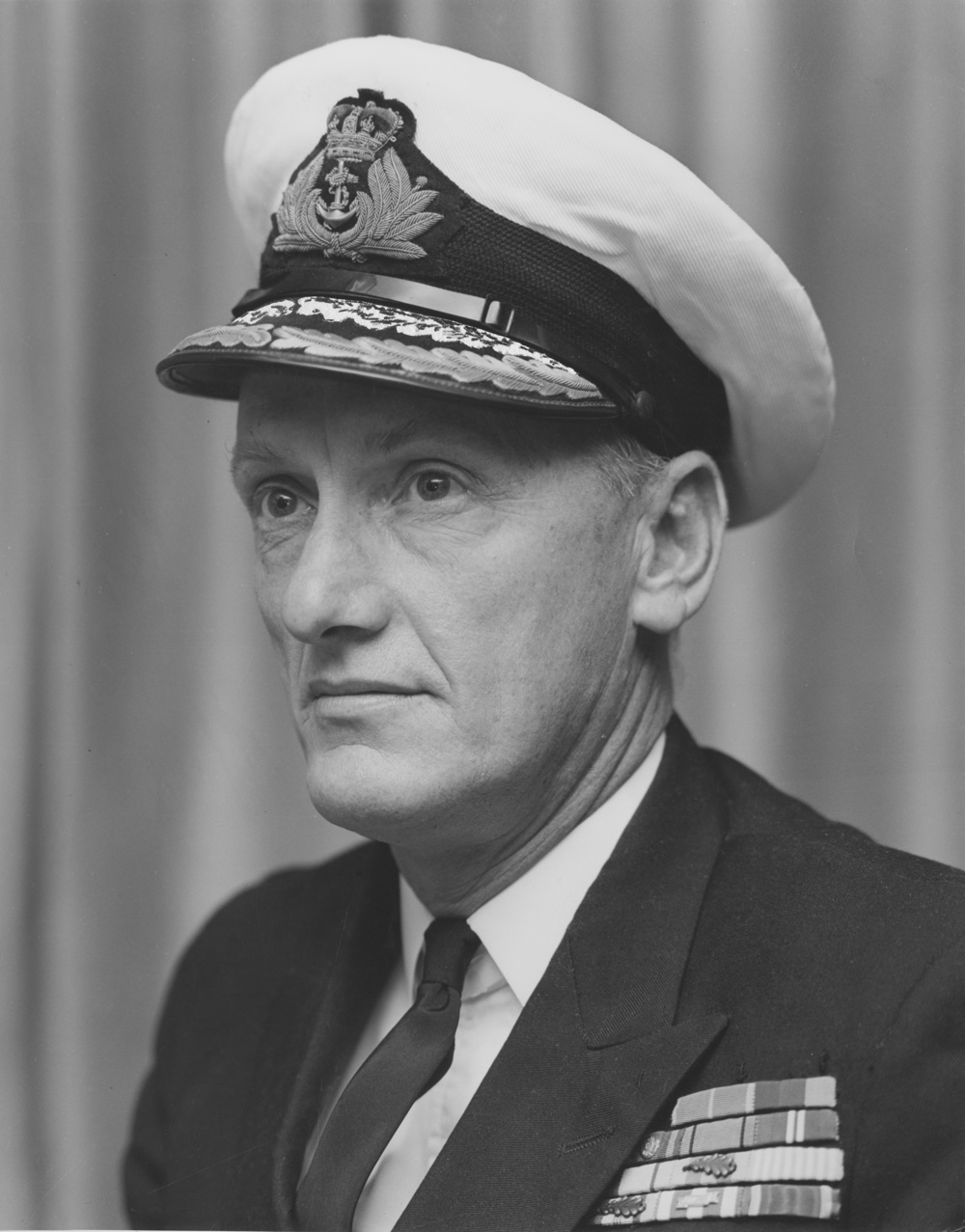 RADM Peter Hogarth Doyle
