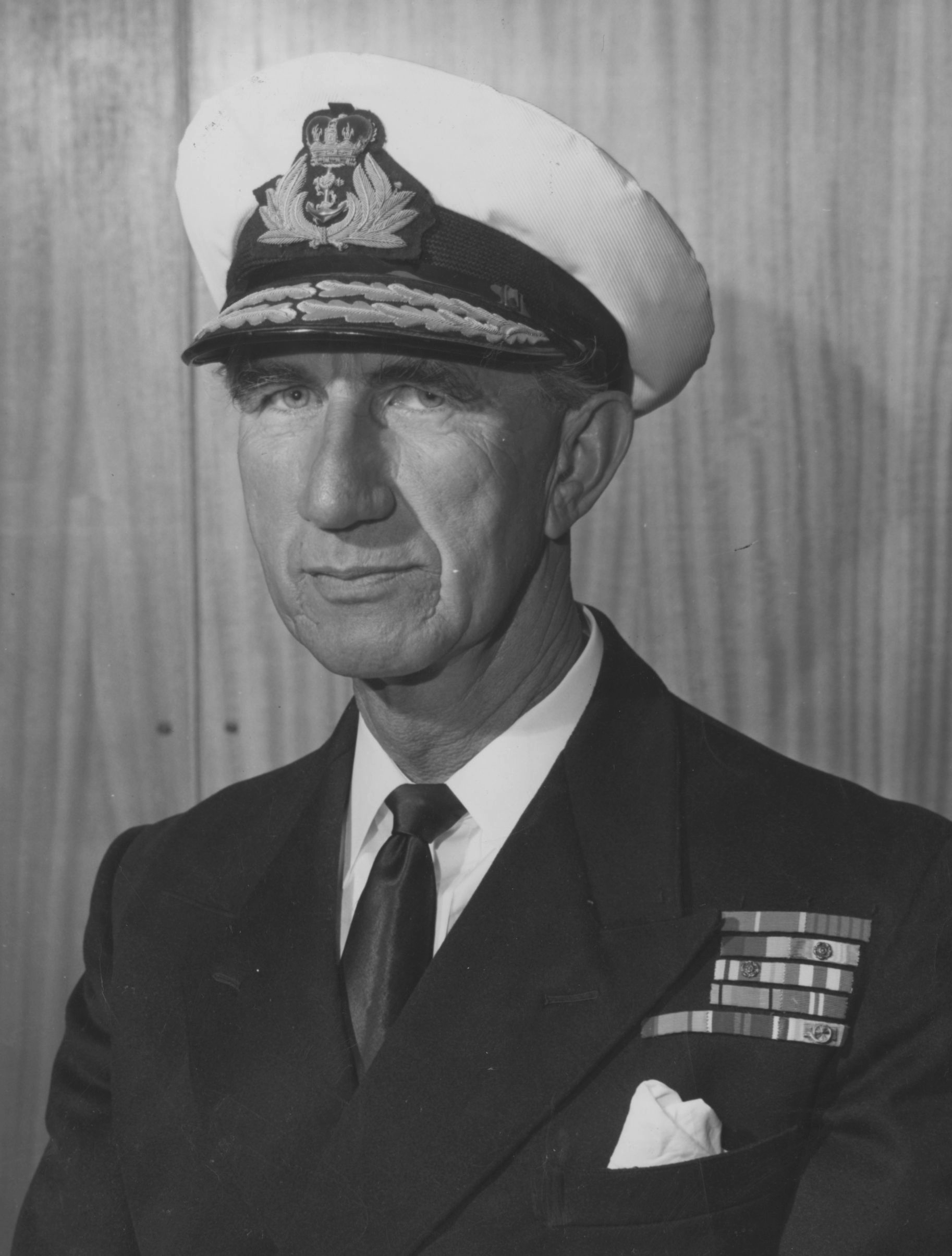 VADM Sir Alan Wedel Ramsay McNicoll