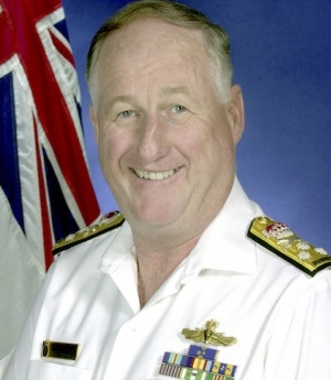 VADM David John Shackleton
