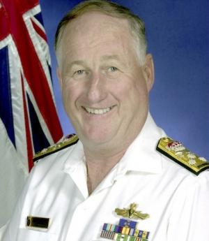 VADM David John Shackleton