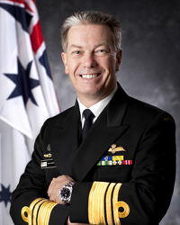 VADM Tim Barrett