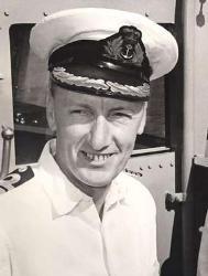 RADM Peter Hogarth Doyle