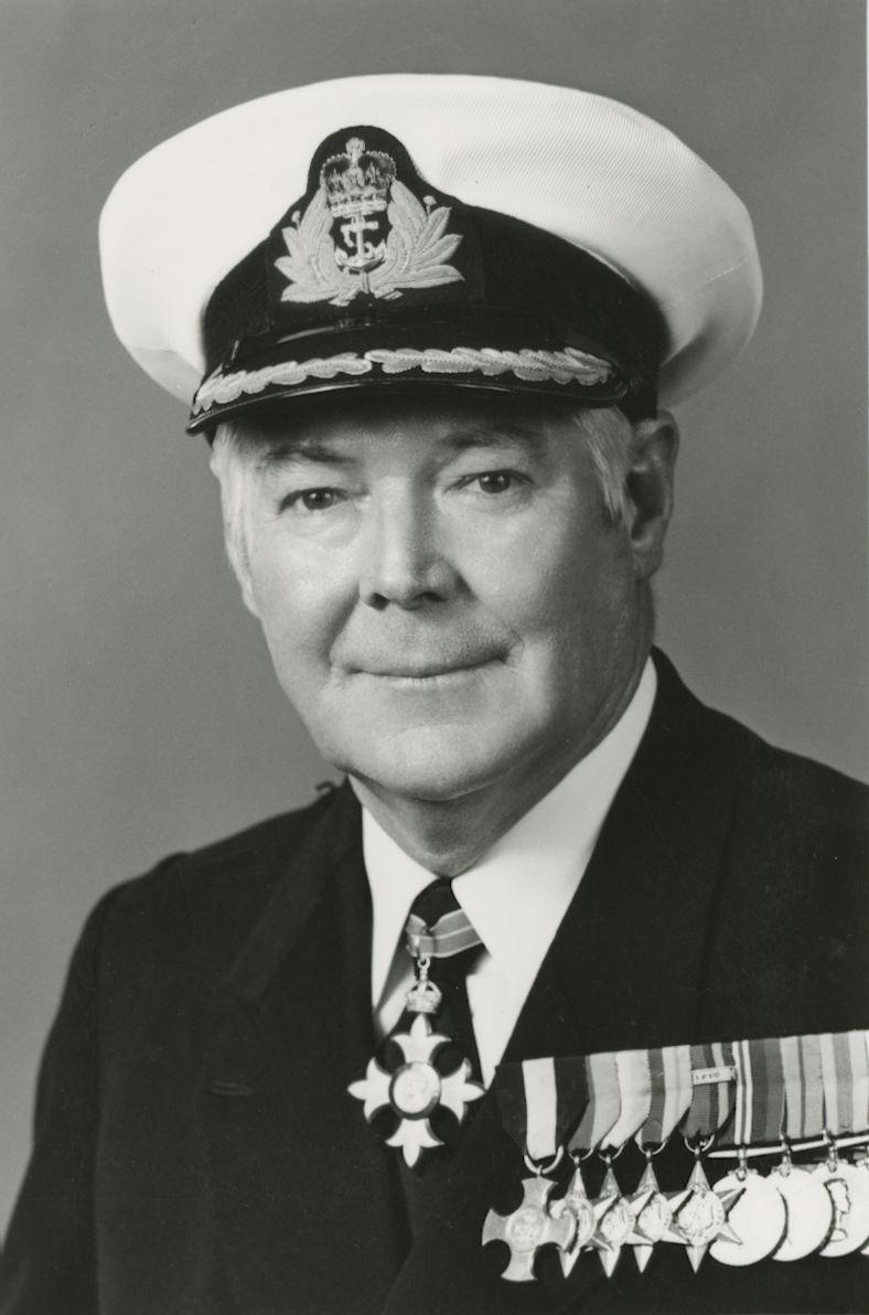 Commodore Sir James Maxwell Ramsay