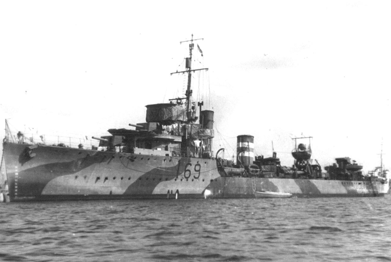 Hmas Vendetta I Royal Australian Navy