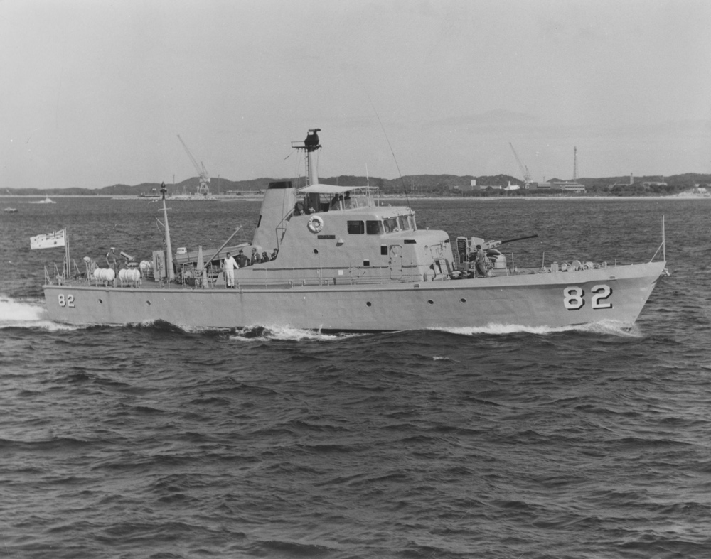 HMAS Adroit Part 2   Royal Australian Navy
