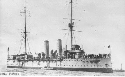 HMAS Pioneer