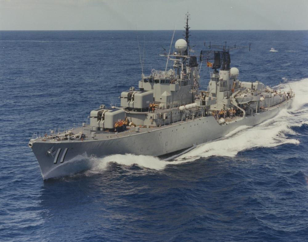 HMAS Vampire  II    Royal Australian Navy