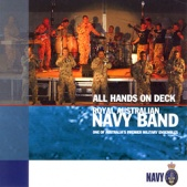 All Hands on Deck CD cover image.