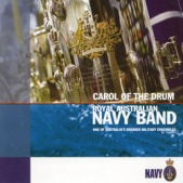 Carol of the Drum CD cover image.