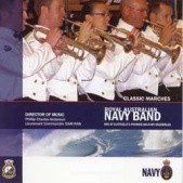 Classic Marches CD cover image.