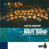Live in Concert CD cover image.