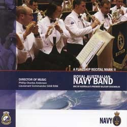 A Flagship Recital Mark II CD cover image.
