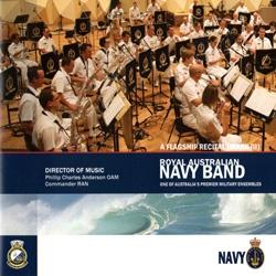 A Flagship Recital (Mark III) CD cover image.