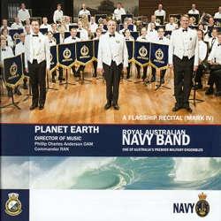 A Flagship Recital (Mark IV) CD cover image.