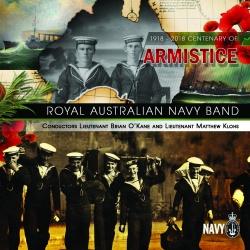 Armistice CD cover image