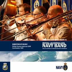 Cruising Stations (Mark II) CD cover image.