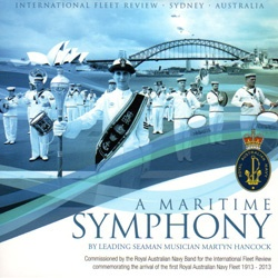 A Maritime Symphony CD cover image.