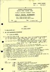 Naval Summary January 1945