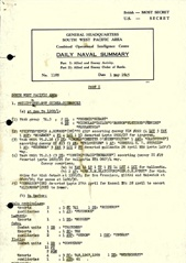 Naval Summary May 1945