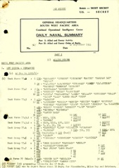 Naval Summary September 1944
