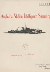ASIS Serial No. 23 - November 1954