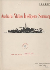 ASIS Serial No. 29 - May 1955