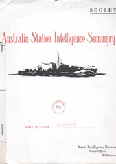 ASIS Serial No. 30 - June 1955