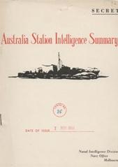 ASIS Serial No. 35 - November 1955