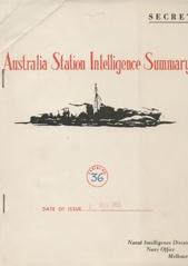 ASIS Serial No. 36 - December 1955