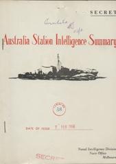 ASIS Serial No. 38 - February 1956