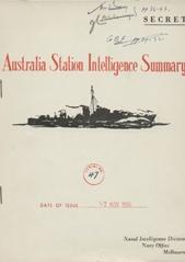 ASIS Serial No. 47 - November 1956