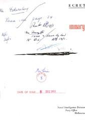 ASIS Serial No. 8 - December 1952