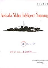 ASIS Serial No. 9 - February 1953